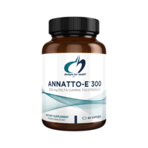 Annatto-E™ 300, 60 softgels