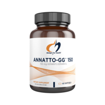 Annatto-GG™ 150, 60 softgels