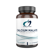 Calcium Malate 120 vegetarian capsules